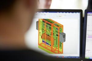 Blumenbecker社:正確なデータでスイッチギア新設プロジェクトを迅速かつ確実に実現