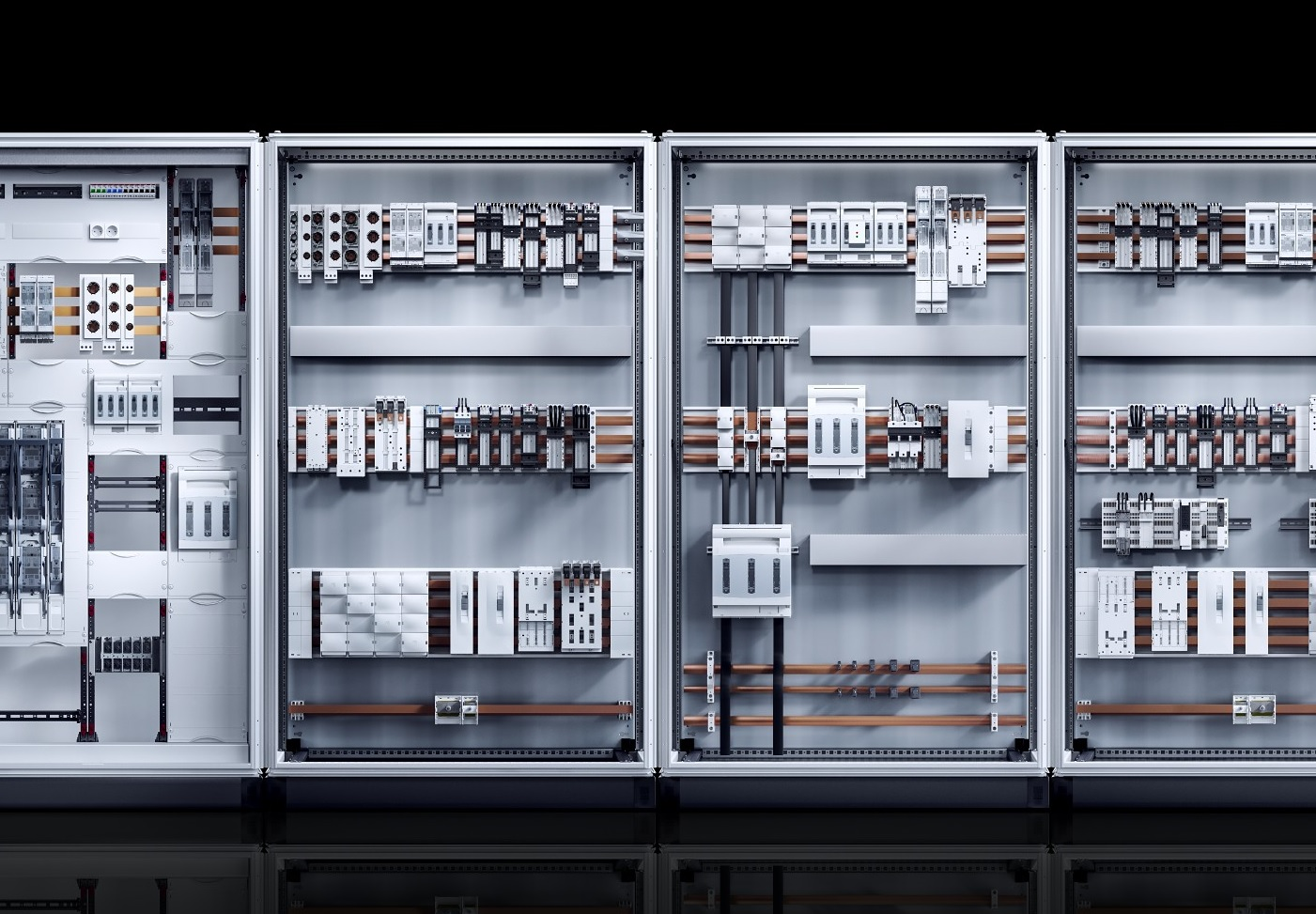 分電・配電システム