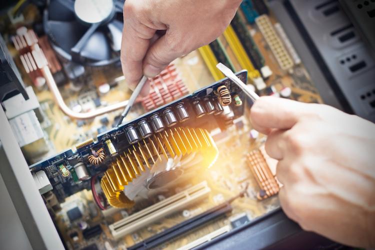 制御盤に使われる主要電子部品の役割と主なメーカーの紹介