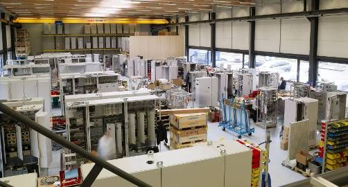 W. Althaus AG社:パネル製作とスイッチギア組立の自動化