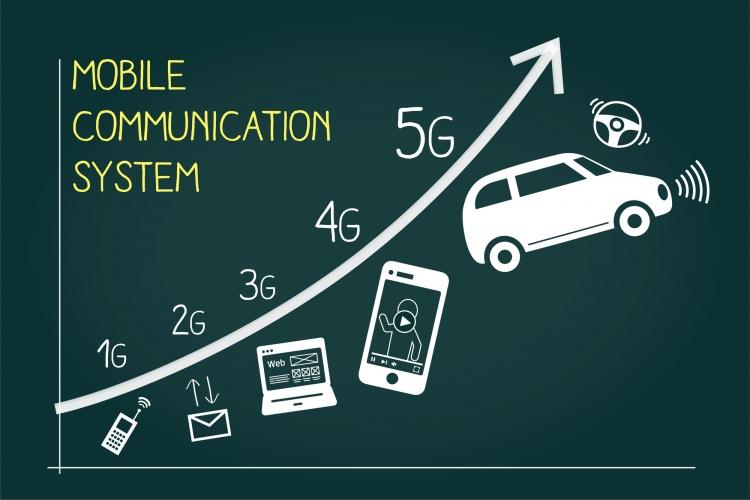 5Gとエッジコンピューティング―低遅延の実現によって変わる通信