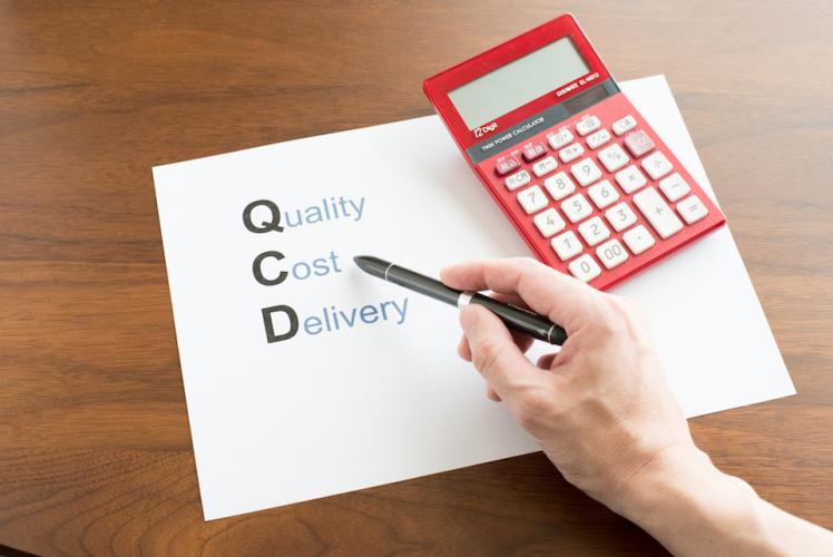 生産管理の3要素―QCDの改善ポイントとは